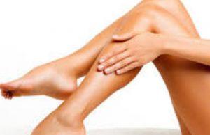 Picioare epilate